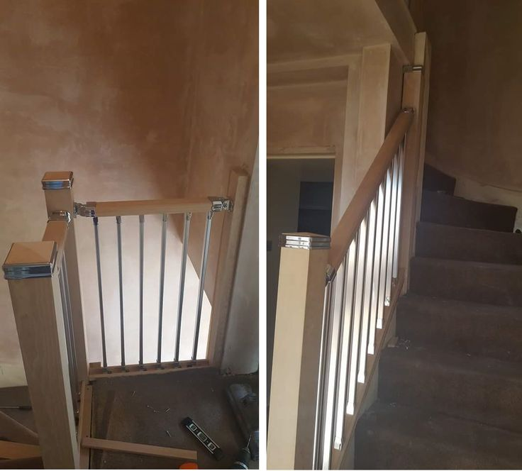 11 best stair kits refurbishment staircase kits diy stair our customer robert said quality materials and service replaced my staircase and landing stair kitsrefurbishmentlandingrobert richarddiy solutioingenieria Image collections