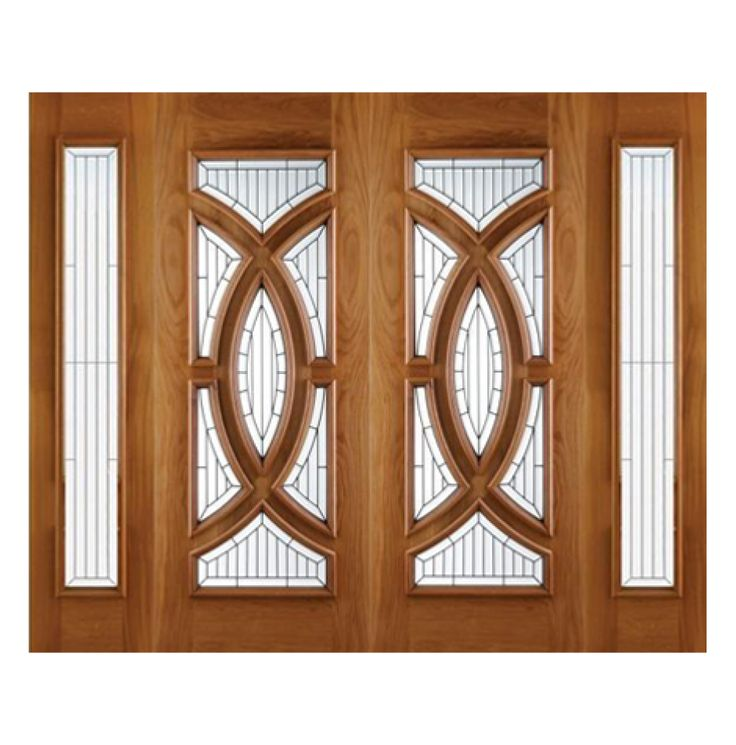 Majestic Grand Entrance 3 2 x Doors & 2 sidelights. The Entrances Of All Grand Entrances With Decorative Moulding On The Outside, Beautiful Decorative Glass. Everyone Will Be Talking About This For The Right Reasons.