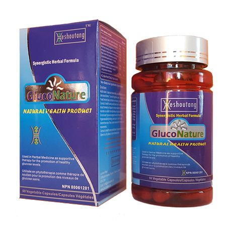 Gluconature (Single Pack) - Treatment for 10 days (1 bottle)