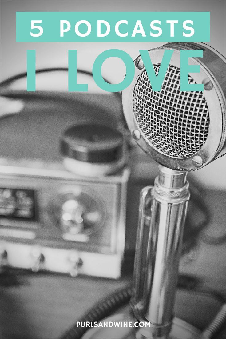 Podcasts that I love and want to share #trypod