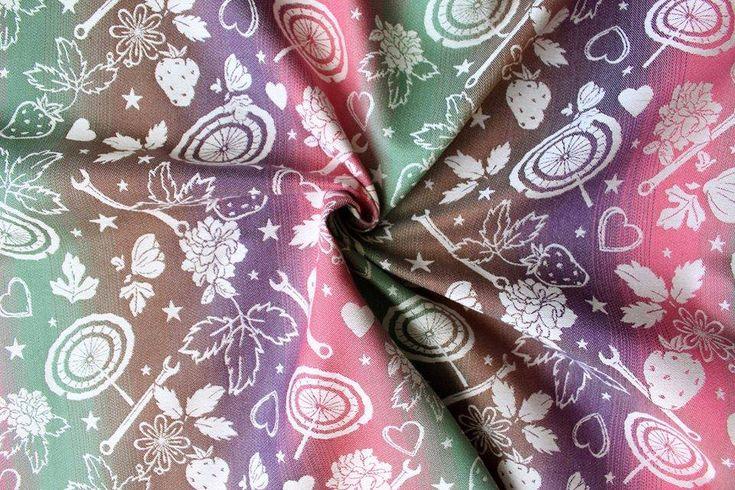 Cari Slings THE MECHANIC'S COVERALLS Wrap (tencel) Image