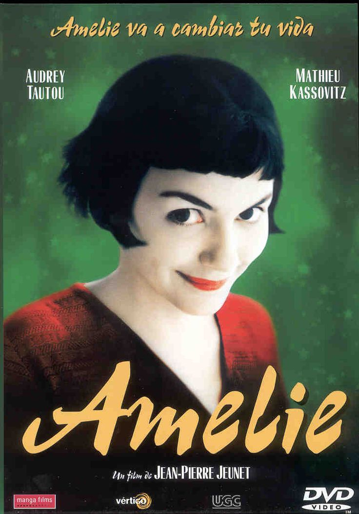 Amélie is a young woman who had a decidedly unusual childhood; misdiagnosed with an unusual heart condition, Amélie didn't attend school with other children, but spent most of her time in her room, where she developed a keen imagination and an active fantasy life. Despite all this, Amélie has grown into a healthy and beautiful young woman who works in a cafe and has a whimsical, romantic nature. She decides to step into the lives of others around her to help them out. DVD 340