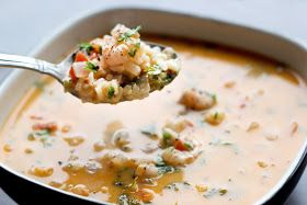 Food That's De!: Brazillian Shrimp Soup