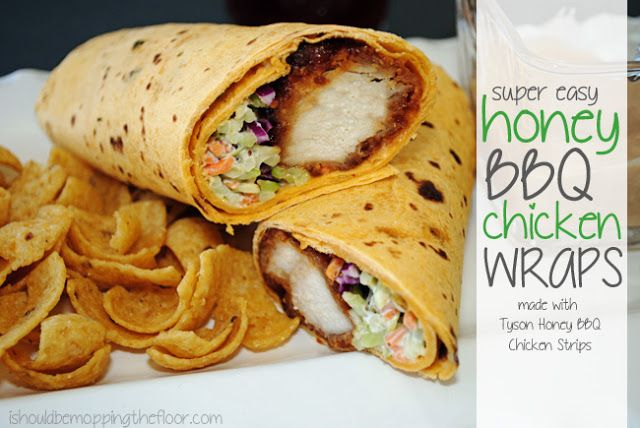 images about Wraps on Pinterest | Chicken wraps, Asian chicken wraps ...