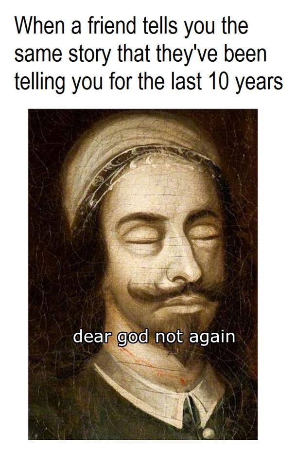 it's always funny from Classical Art Memes
