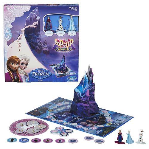 Disney Princess Pop-Up Magic Frozen Game - Hasbro Games - Frozen - Games at Entertainment Earth