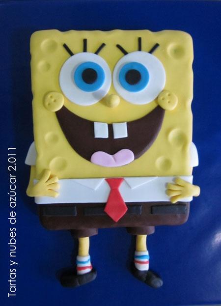 AWESOME  sponge bob cake !!!!!!!!!                              …