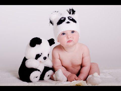 Вязание спицами. Шапка панда (часть 1). Схема рисунка. - YouTube
