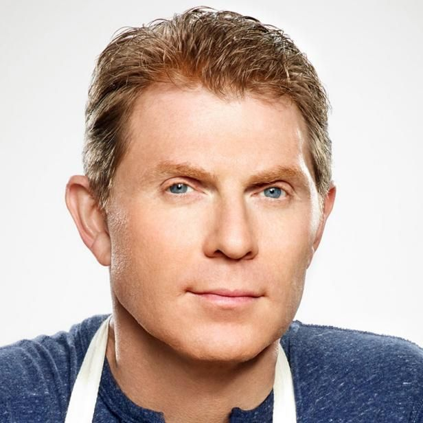 Our resident grill master is always on the move with his hit shows: Beat Bobby Flay, Bobby Flay Fit, Barbecue Addiction and Food Network Star.
