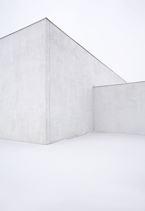 Minimal Architecture, White Houses, Architecture Minimal, Architects, Minimal White, Inspiration Architecture, Concrete Wall Minimalist, Amsterdam Design, Architecten White