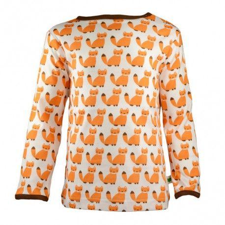 Shirt Longsleeve Foxes, Sture & Lisa