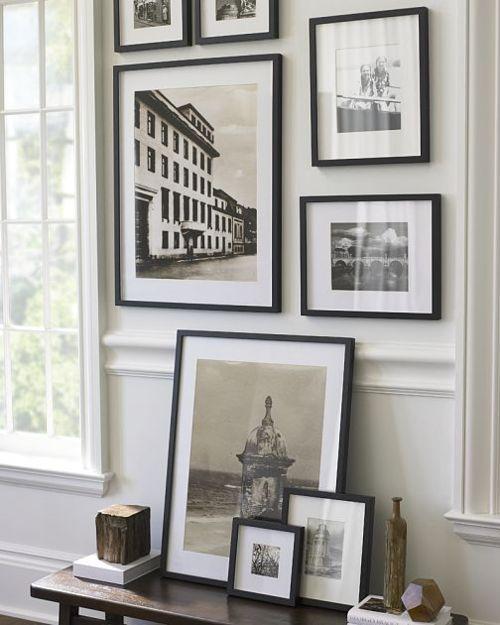 black and white photography decor ideasdecorating