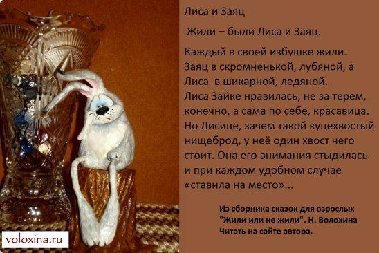 КНИГИ НАТАЛЬИ ВОЛОХИНОЙ  http://voloxina.ru/