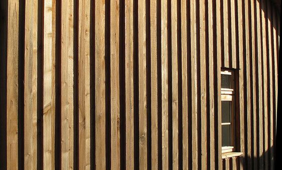 GreenSpec: Timber Cladding: Selecting a Species