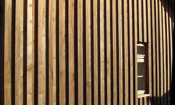 vertical wooden cladding exterior - Google Search