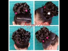 Peinados para niñas Tejido Escalera – Hairstyle for Girls Ladder Braid – YouTub…