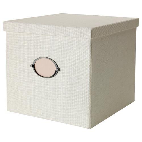 KVARNVIK κουτί με καπάκι - IKEA