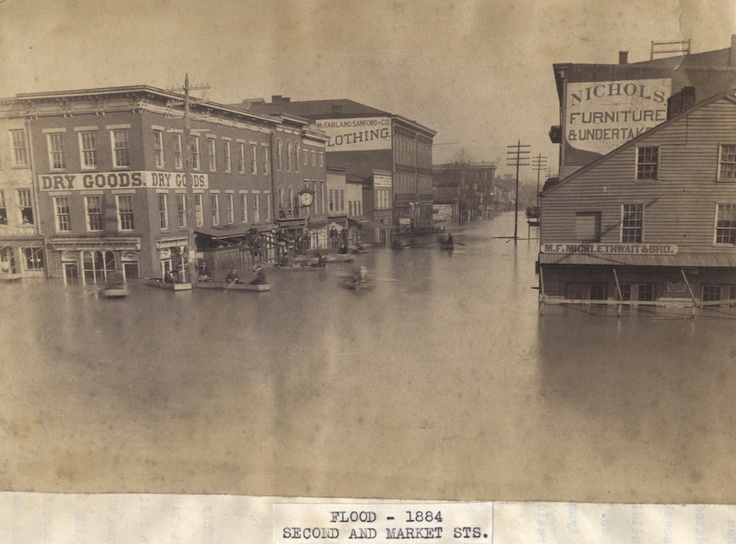 32 Best Images About 1913 Flood In Ohio On Pinterest