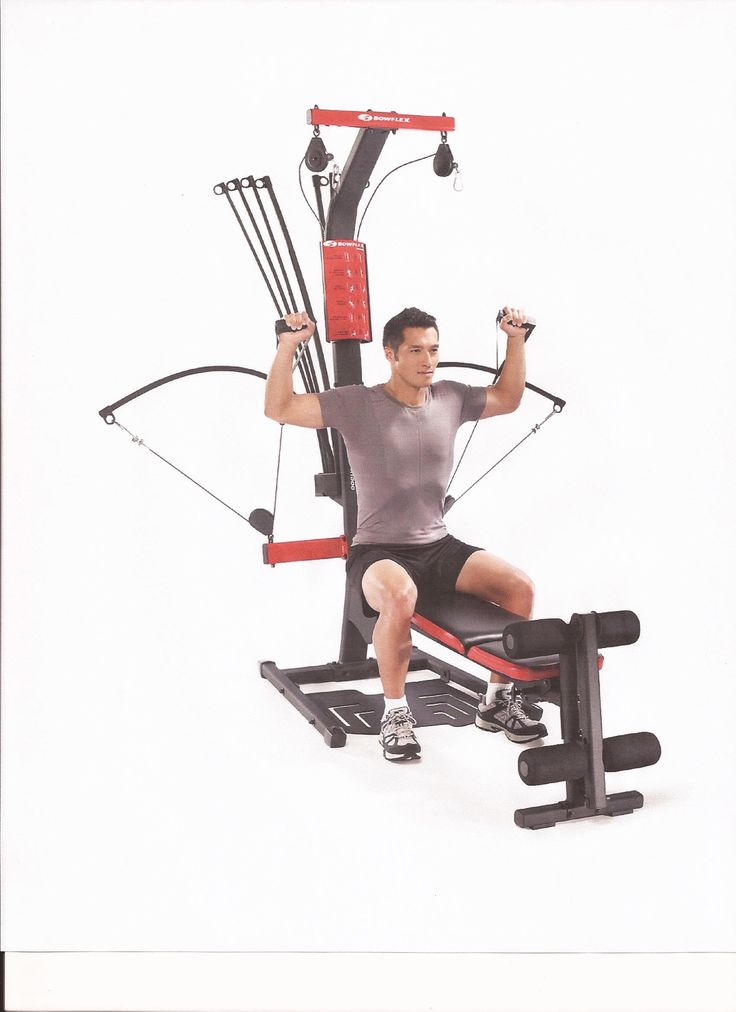 Bowflex PR1000 Home Gym List Price: $799.00 Price: $449.99 & FREE Shipping. Details You Save: $349.01 (44%) Ships from and sold by Amazon.com.      Get a total body strength workout with affordable home gym, includes rowing machine rail     Provides as little as five or as many as 210-Pounds of resistance     Over 30 strength exercises     Includes horizontal bench press and lat pull down     300-Pound maximum user weight, requires 100 x 78-Inch minimum workout area