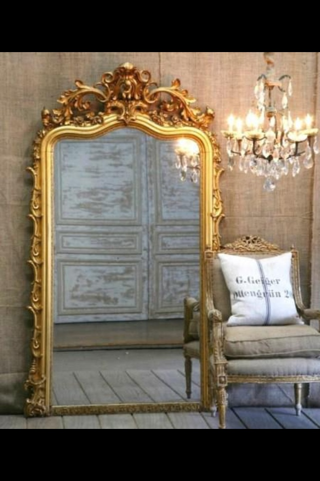 1000 Images About Full Length Floor Mirrors On Pinterest