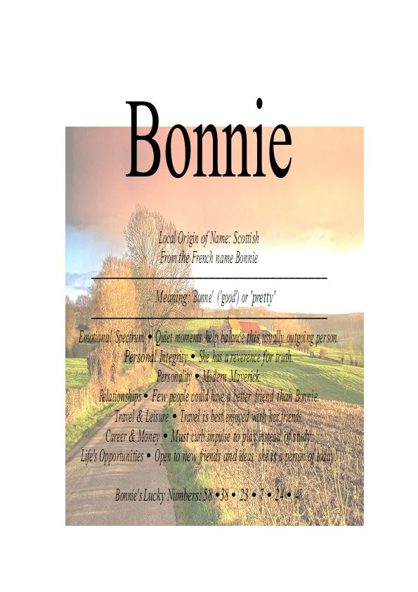 10 Best Ideas About My Name On Pinterest English Bunnies And Bonnie And Clyde Movie