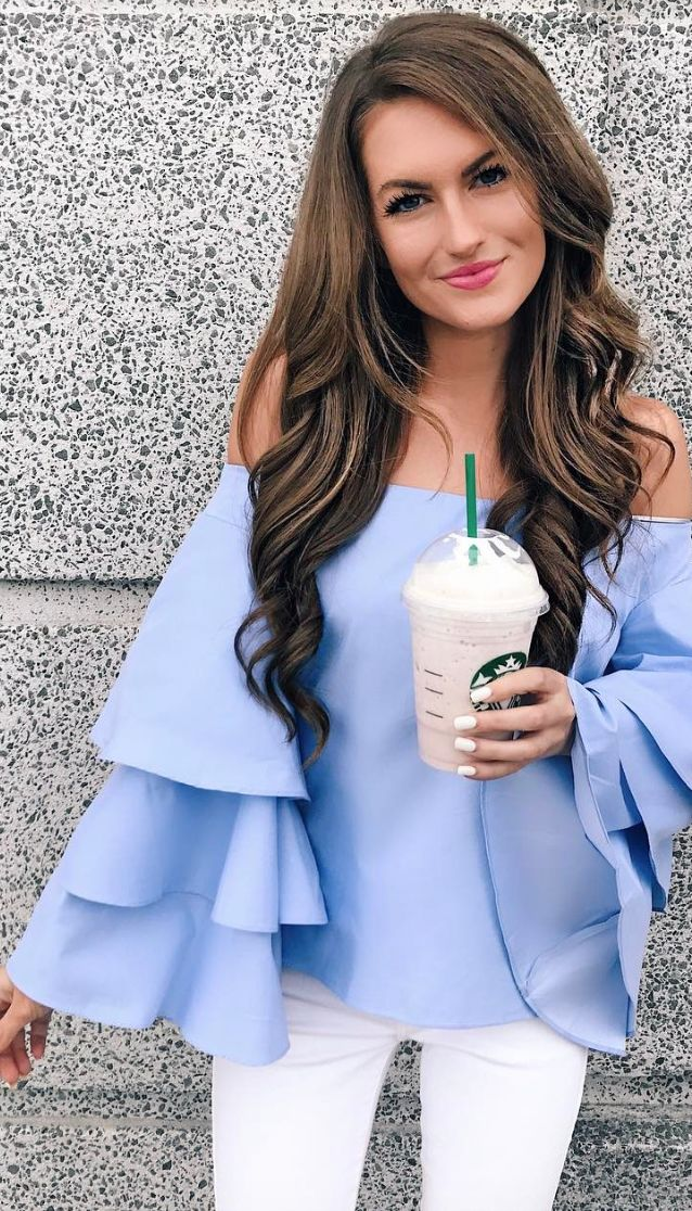 Tiered top