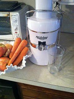 Jack Lalanne juicer blog plus homemade sports drink recipe