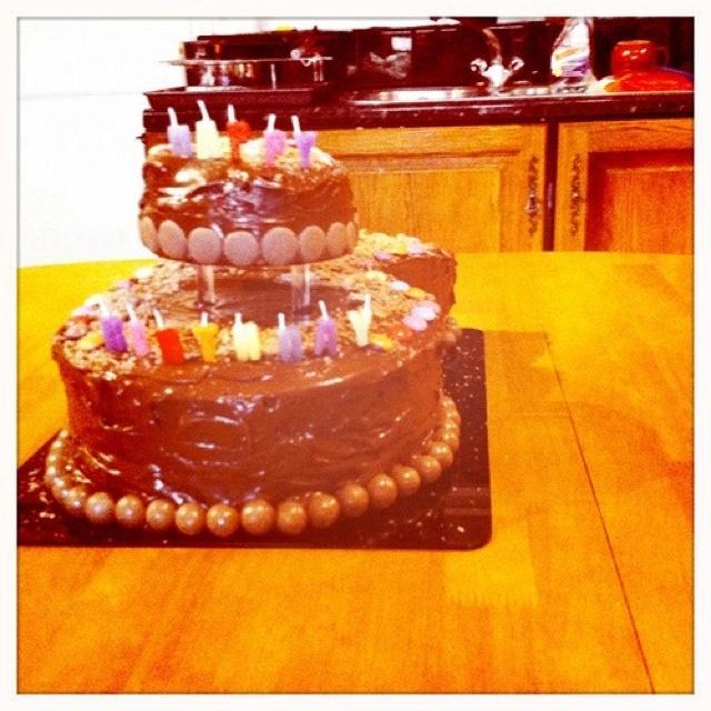 Isabel's 6th birthday cake