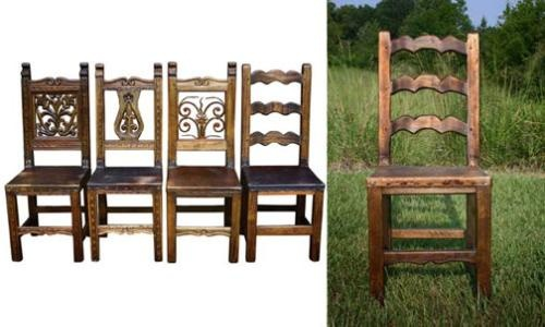 The next kitchen table gets these chairs