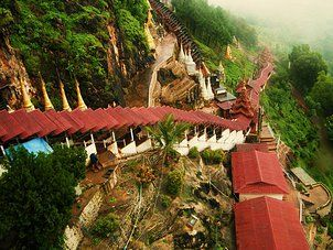 Discover Myanmar | Experience the Authenticity of Exoctic Myanmar | Pindaya Caves