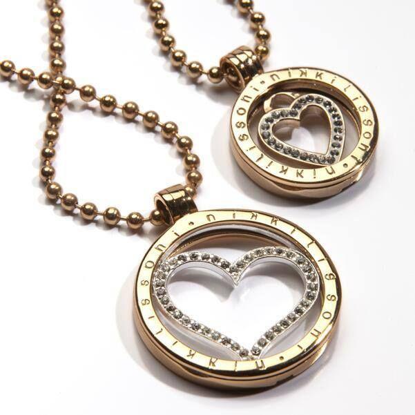 #nikki_lissoni #jewellery #together #fashion #heart #love