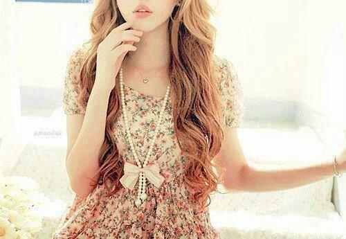 Beauty dresses.