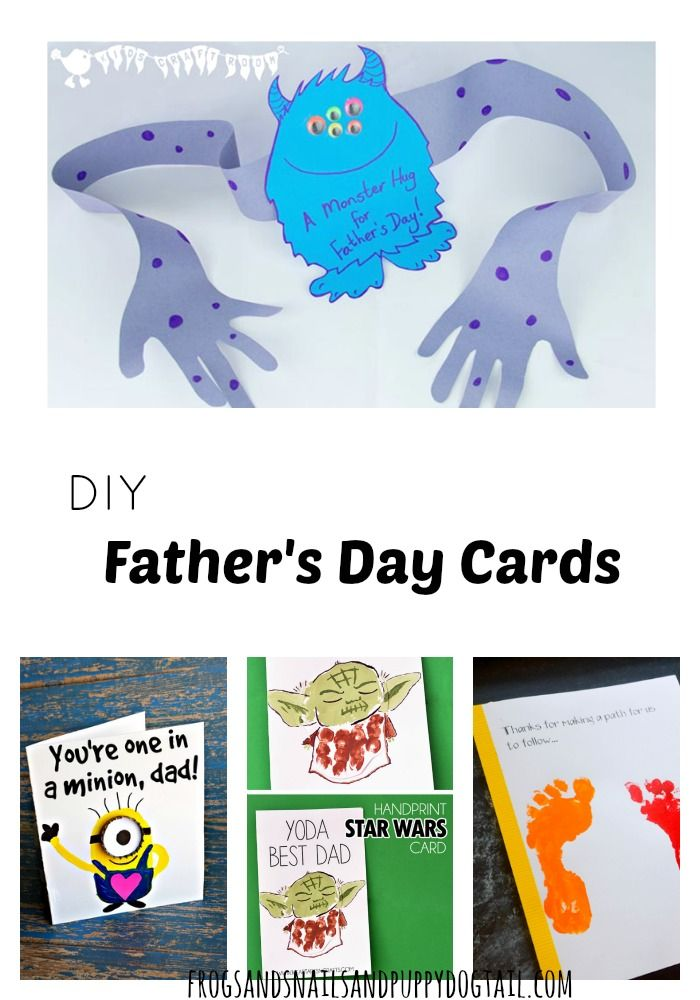 Father S Day Craft Toddler