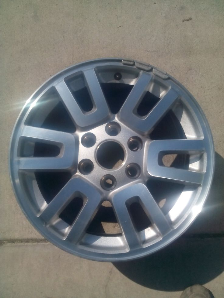 18 INCH 2007 2008 2009 2010 2011 2012 2013 2014 07 08 09 10 11 12 13 14 FORD TRUCK EXPEDITION OEM ALLOY WHEEL RIM 3657 18x8.5 6x135