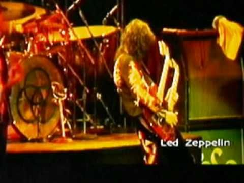 LED ZEPPELIN : Stairway to Heaven   If there is one band I wish I could have seen live.......