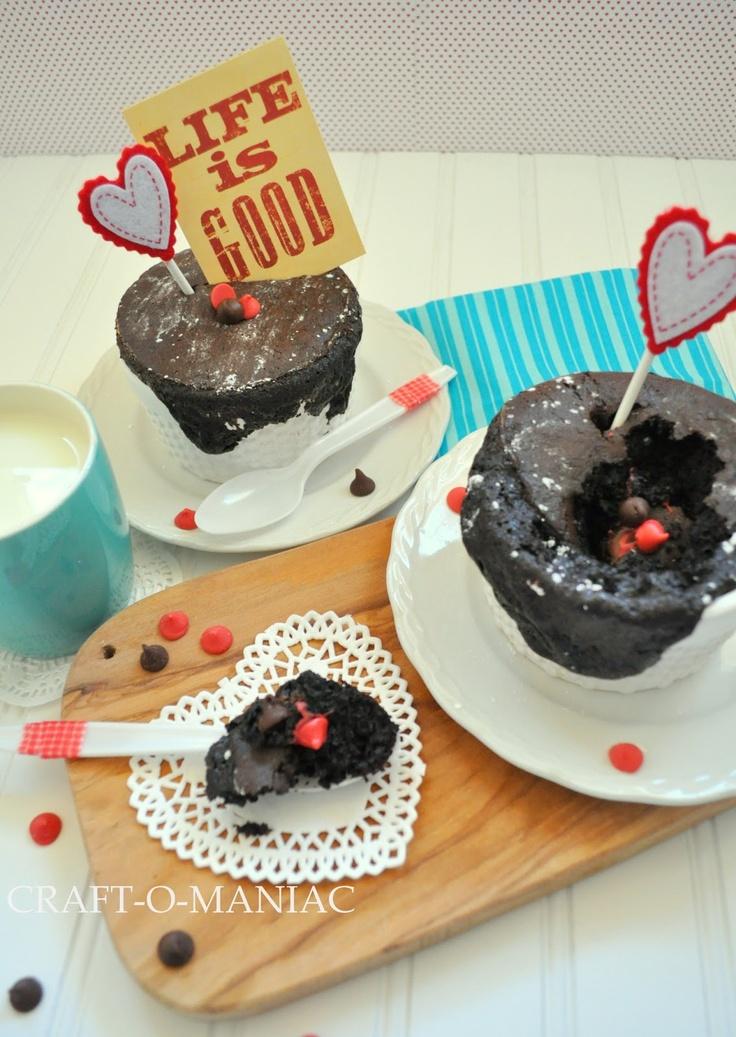 Gâteau fourré au chocolat et à la framboise du diable!   – Sweet Treats