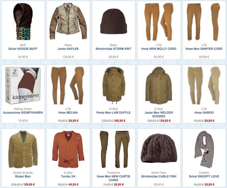 paradise-sylt.de    #farben #auswahl #onlineshop #produkte #mode #fashion #2013 #trends #colors #schema #sylt #paradise #meer #beachwear #braun #brown #ocker #erdtöne