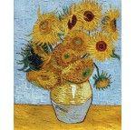 """Vincent Willem Van Gogh, Niederländisch post-impressionistischen Maler. Er ist ein Pionier des Expressionismus und tief beeinflusst Kunst des zwanzigsten Jahrhunderts, vor allem Fauvismus und Expressionismus. Van Gogh, jetzt in den Reihen der weltweit kostbare Kunstwerke, ist """"Sonnenblumen - Van Gogh"""" eines der berühmtesten Werke."""