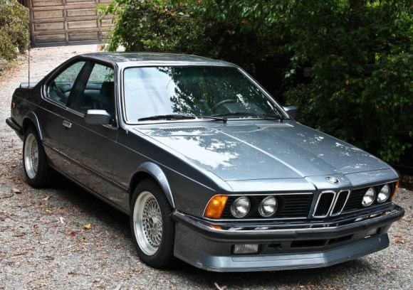 1985 BMW M635CSi My second BMW 635 was a 1989 635CSI, just like this one. I got a speeding ticket with my son Marcos on our way to a swimming competition in Cincinnati Marcos was competing in.  Same beautiful color as this one but with Tan leather interior.