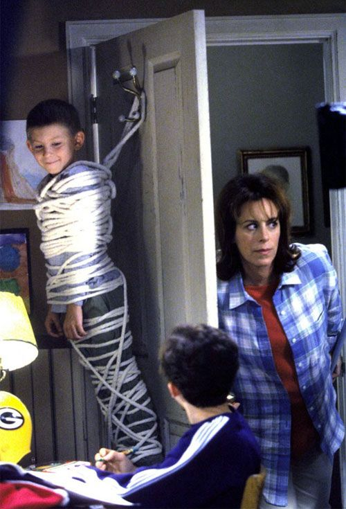 Malcolm In The Middle -- lol, I just watched this episode the other day