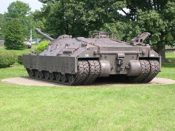 #Tank for the Zombie Apocalypse