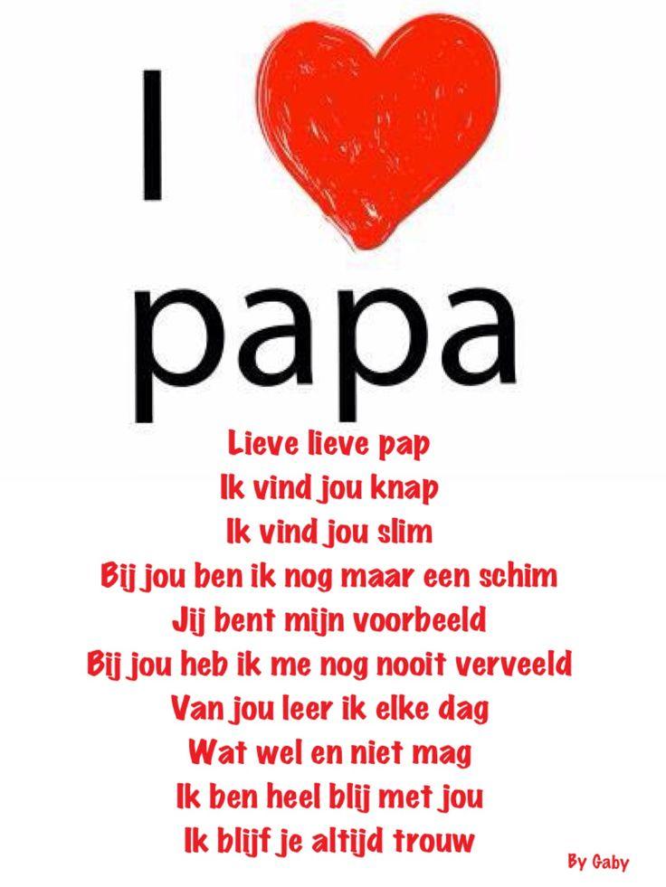 #Papa - Gerepind door www.gezinspiratie.nl #Papaspiratie #vaders #kinderen #papa #daddy