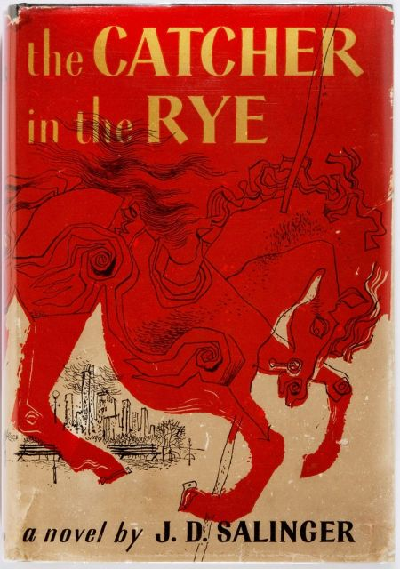 a literary comparison of nine stories and the catcher in the rye by j d salinger Bloom, harold, ed j d salinger's the catcher in the rye (chelsea house 2000) [complete book at questia subscription service] bryan, james the psychological structure of the catcher in the rye .