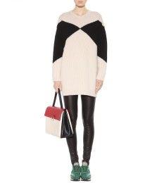Valentino - Strickkleid aus Wolle - mytheresa.com