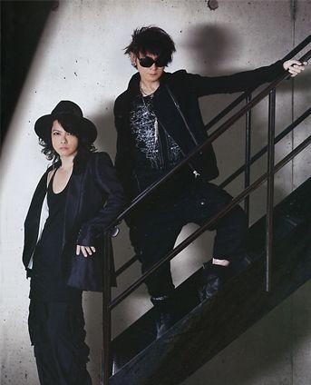 VAMPS (Japanese rock band). HYDE & KAZ
