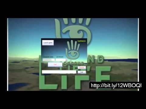 Second Life Linden Hack UPDATED 2013