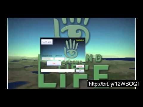 Second Life Linden Hack UPDATED 2013