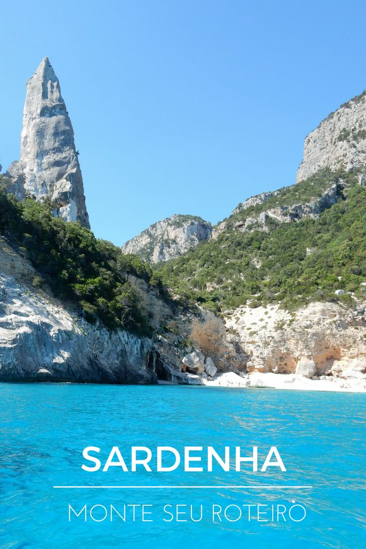 Dicas para montar seu roteiro para a Sardenha