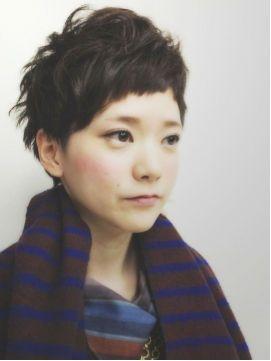 ★ 黒髪 ★ ショートカット〜ミディアム ★ 2014 秋冬 ヘアスタイル・ヘアアレンジ・髪型 ★ - NAVER まとめ