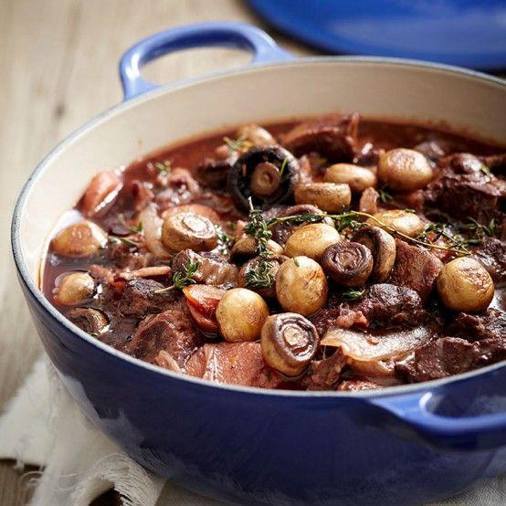 Beef Bourguignon - Le Creuset Recipes